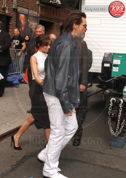 Cathriona White, Jim Carrey - New York - 20-05-2015 -