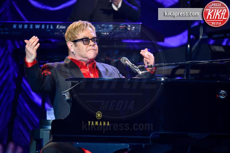 Elton John - Henley On Thames - 06-07-2016 - Il commovente messaggio di Elton John per la morte della mamma