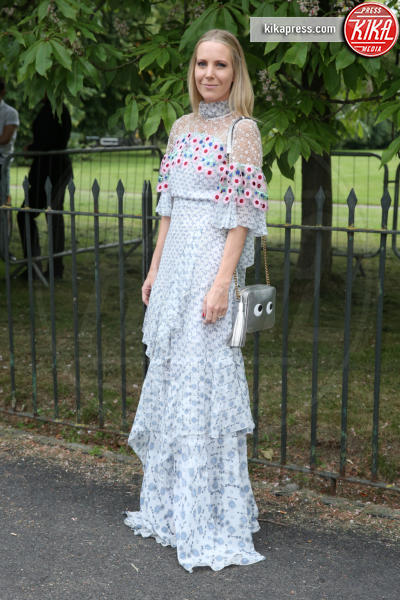 Alice Naylor-Leyland - Londra - 06-07-2016 - Balze, fiocchi e gonnelloni: un red carpet da far west!