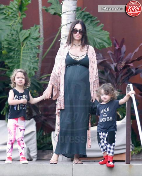 Bhodi Green, Noah Green, Megan Fox - Malibu - 07-07-2016 - Da Noah Green a Shiloh Nouvel: i bambini no gender dello showbiz