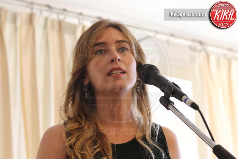Maria Elena Boschi - Napoli - 09-07-2016 - Maria Elena Boschi a Napoli per il SI al referendum