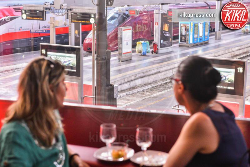 Ria Antoniu - Milano - 07-07-2016 - Anche a Milano l'esclusivo Lounge di Italo