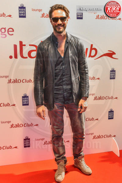 Marco Bocci - Milano - 07-07-2016 - Anche a Milano l'esclusivo Lounge di Italo