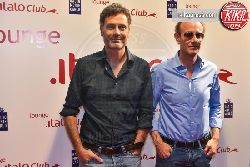Franz, Ale - Milano - 07-07-2016 - Anche a Milano l'esclusivo Lounge di Italo