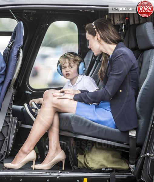 Principe George, Kate Middleton - Fairford - 08-07-2016 - Principino George: le sette foto che lo hanno resto una star