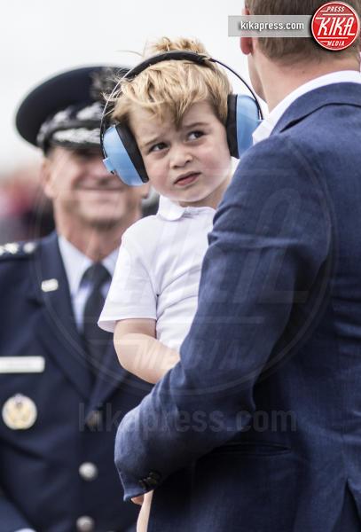Principe George, Principe William - Fairford - 08-07-2016 - Principino George: le sette foto che lo hanno resto una star