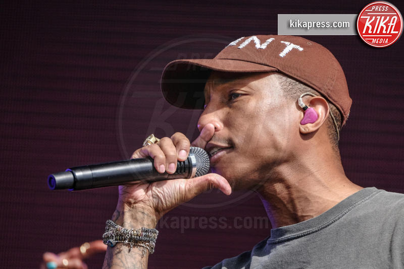 Pharrell Williams - Londra - 10-07-2016 - E luce fu! La villa a cielo aperto di Pharrell Williams