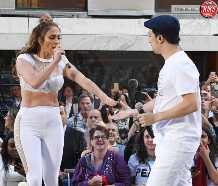 Lin-Manuel Miranda, Jennifer Lopez - New York - 10-07-2016 - I classici Disney diventano reali, quanti live-action in arrivo!