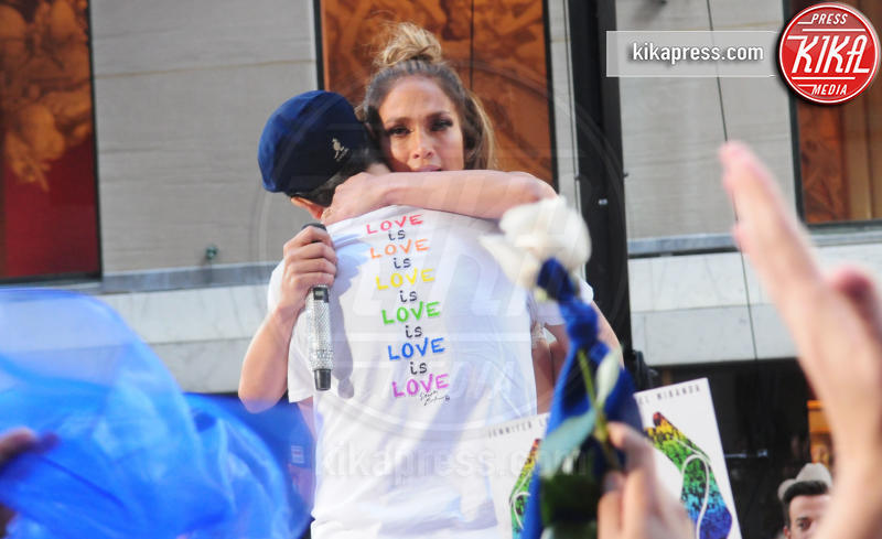 Lin-Manuel Miranda, Jennifer Lopez - New York - 11-07-2016 - I classici Disney diventano reali, quanti live-action in arrivo!