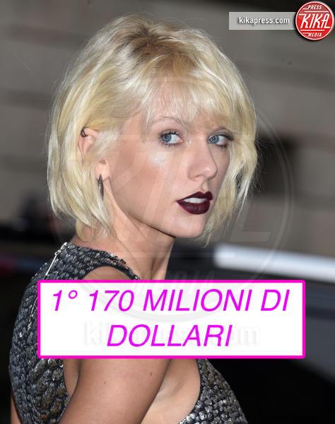 Taylor Swift - New York - 02-05-2016 - Ecco chi è la celebrity più pagata al mondo (non lui)