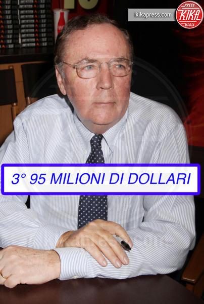 James Patterson - New York - 26-05-2010 - Ecco chi è la celebrity più pagata al mondo (non lui)