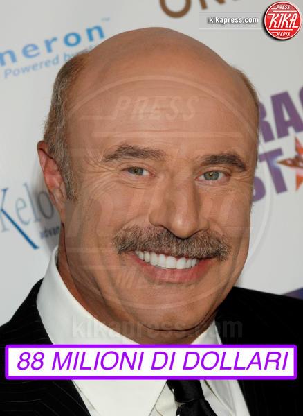Dr. Phil McGraw - Universal City - 04-10-2009 - Ecco chi è la celebrity più pagata al mondo (non lui)