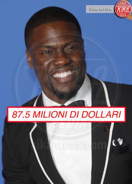 Kevin Hart - Los Angeles - 11-01-2015 - Ecco chi è la celebrity più pagata al mondo (non lui)