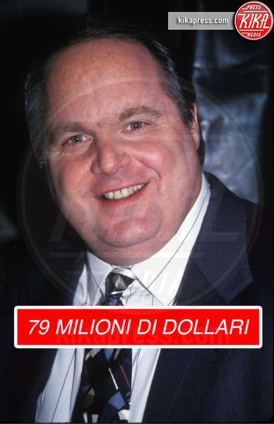 Rush Limbaugh - New York - 01-01-2011 - Ecco chi è la celebrity più pagata al mondo (non lui)