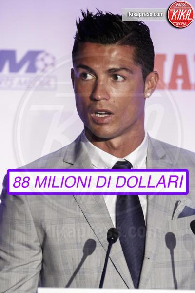 Cristiano Ronaldo - 13-10-2015 - Ecco chi è la celebrity più pagata al mondo (non lui)