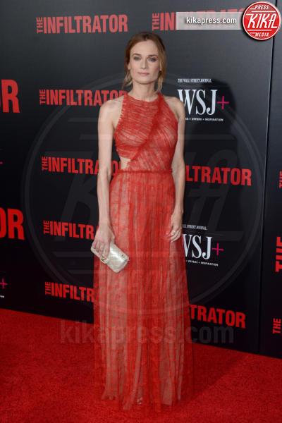 Diane Kruger - New York - 12-07-2016 - Bryan Cranston, agente infiltrato sulle tracce di Escobar