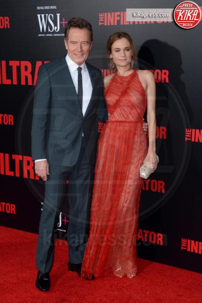Bryan Cranston, Diane Kruger - New York - 12-07-2016 - Bryan Cranston, agente infiltrato sulle tracce di Escobar
