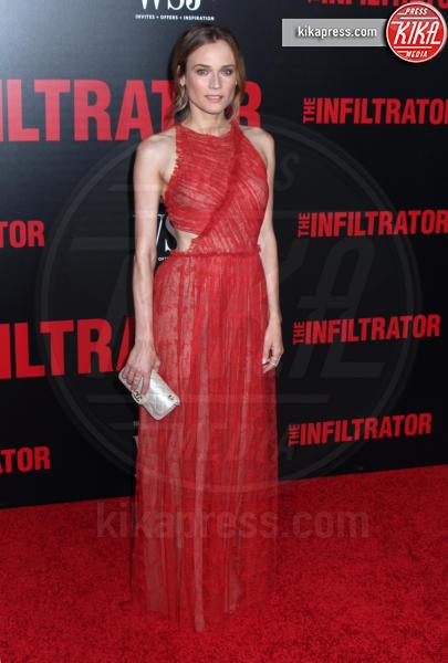 Diane Kruger - New York - 11-07-2016 - Bryan Cranston, agente infiltrato sulle tracce di Escobar
