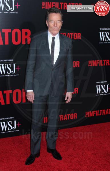 Bryan Cranston - New York - 11-07-2016 - Bryan Cranston, agente infiltrato sulle tracce di Escobar