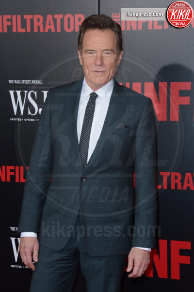 Bryan Cranston - New York - 12-07-2016 - Bryan Cranston darebbe una seconda chance a Spacey e Weinstein