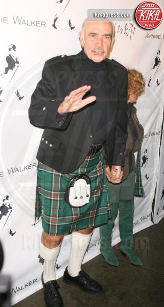 Sean Connery - New York - 04-04-2007 - Uomini con le gonne: ecco i più sexy in kilt!
