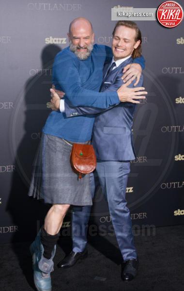 Graham McTavish, Sam Heughan - New York - 01-04-2015 - Uomini con le gonne: ecco i più sexy in kilt!