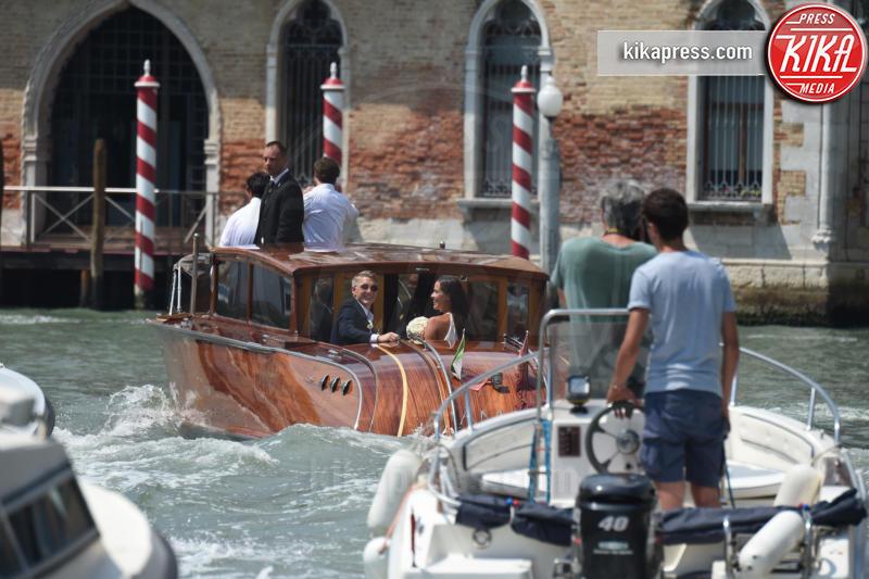 Ana Ivanovic, Bastian Schweinsteiger - Venice - 12-07-2016 - Venezia meta preferita per chi arriva dall'estero per sposarsi