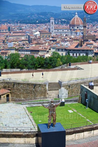 Forte Belvedere, Firenze - Firenze - 24-06-2016 - Sì, lo voglio... ma solo se ci sposiamo in Italia!