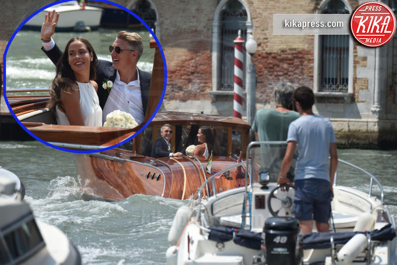 Ana Ivanovic, Bastian Schweinsteiger - Venezia - 12-07-2016 - Anche Paciock lo sa: sì lo voglio, ma in Italia!