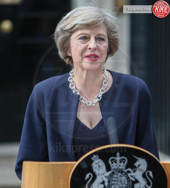 Theresa May - Londra - 13-07-2016 - GB, è il May Day, si insedia la nuova prima ministra