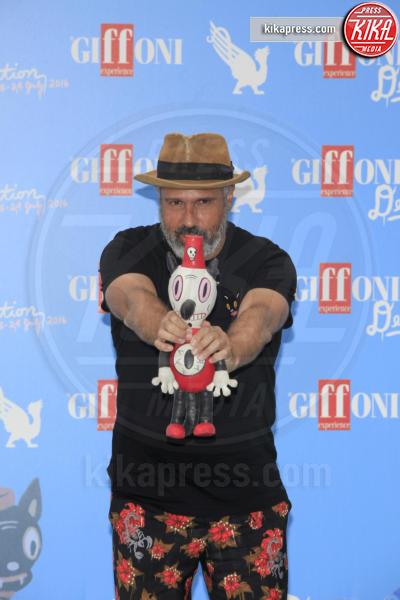 Gary Baseman - Giffoni Valle Piana - 15-07-2016 - Valerio Mastandrea inaugura il Giffoni Film Festival 2016