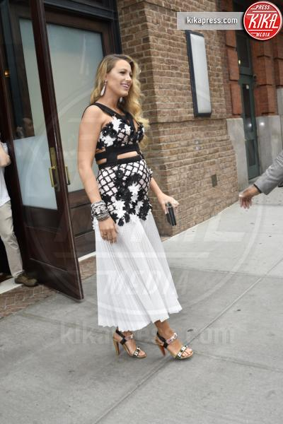 Blake Lively - New York - 15-07-2016 - Blake Lively e Ryan Reynolds sono genitori bis