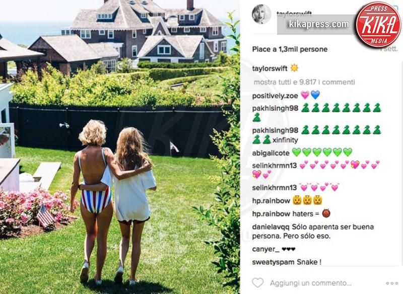 Taylor Swift - 25-07-2016 - Chi lo indossa meglio? Taylor Swift, Gigi Hadid e Mollye Rogel