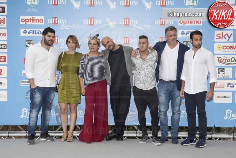 cast Gomorra - Giffoni Valle Piana - 17-07-2016 - Gomorra 3: la rivelazione shock di Cristina Donadio