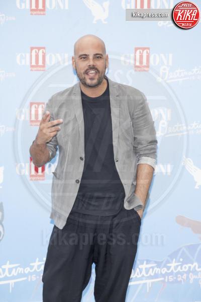 Marco D'Amore - Giffoni Valle Piana - 17-07-2016 - Gomorra 3: la rivelazione shock di Cristina Donadio