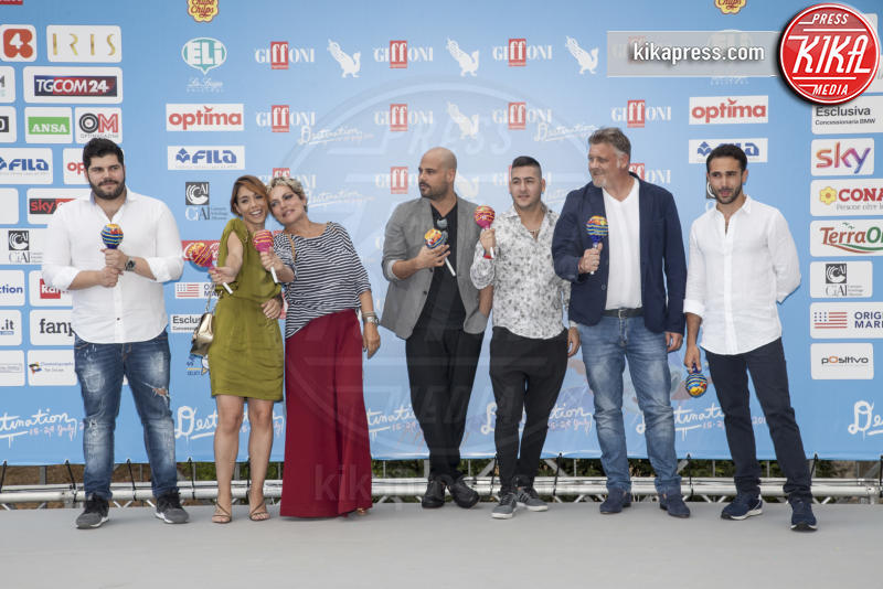 cast Gomorra - Giffoni Valle Piana - 17-07-2016 - Giffoni Film Festival, è il Gomorra day