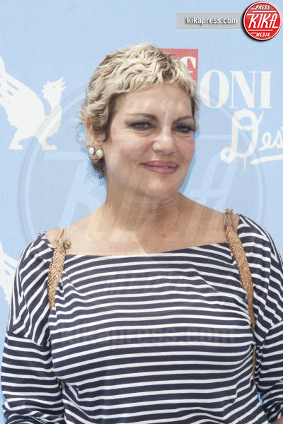 Cristina Donadio - Giffoni Valle Piana - 17-07-2016 - Gomorra 3: la rivelazione shock di Cristina Donadio