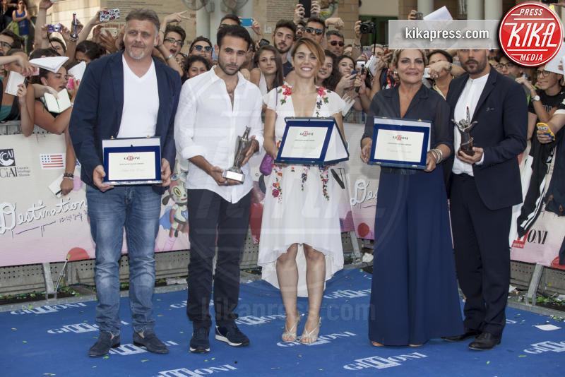 cast Gomorra, Cristina Donadio, Marco Palvetti, Marco D'Amore - Giffoni - 17-07-2016 - Gomorra 4, ciak si gira! Ma Ciro l'Immortale è morto davvero?