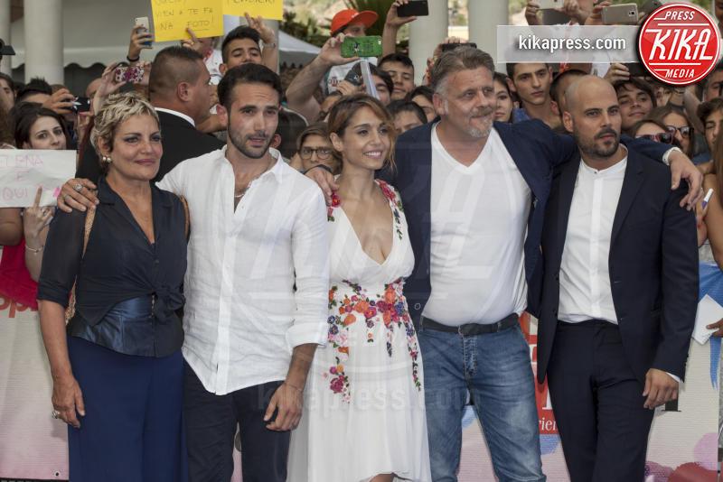 Cristina Donadio, Marco Palvetti, Marco D'Amore - Giffoni - 17-07-2016 - Gomorra 4, ciak si gira! Ma Ciro l'Immortale è morto davvero?