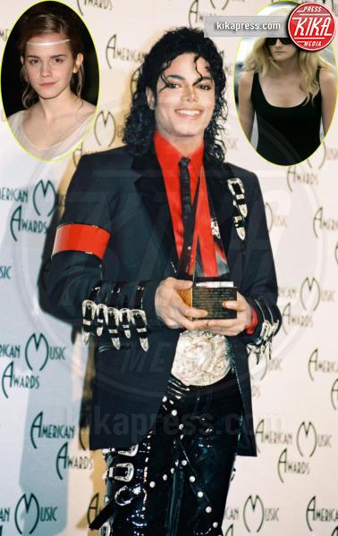 Harriet Lester, Michael Jackson, Emma Watson - Las Vegas - 25-01-1988 - Emma Watson, un fidanzato di nome Michael Jackson