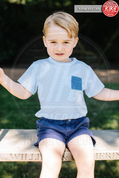 Principe George - Londra - 22-07-2016 - Saranno loro a sedersi, un giorno, sui troni d'Europa