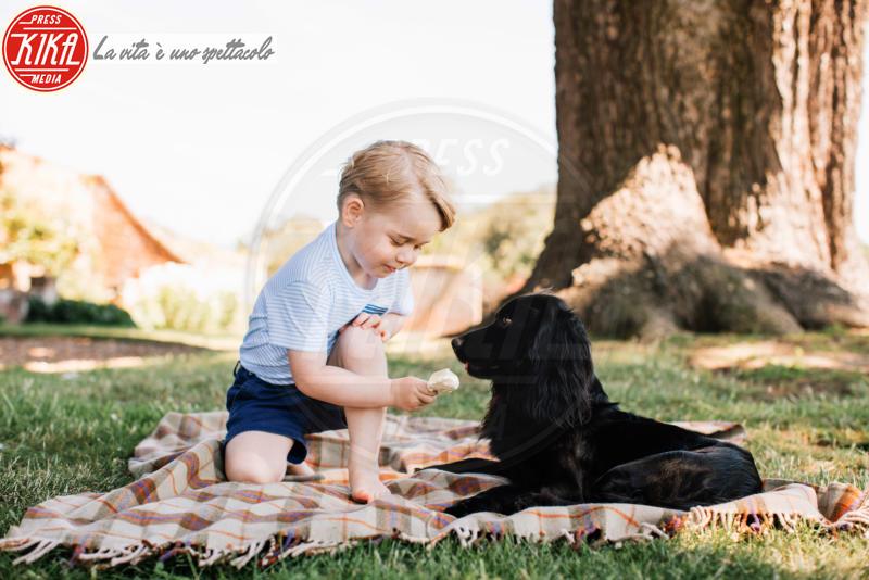 Principe George - Londra - 22-07-2016 - Principino George: le sette foto che lo hanno resto una star