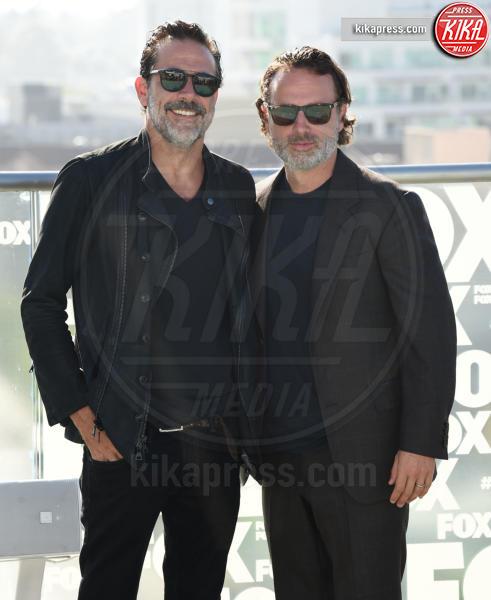 Andrew Lincoln, Jeffrey Dean Morgan - San Diego - 22-07-2016 - The Walking Dead: il protagonista lascia la serie tv