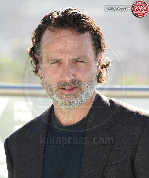 Andrew Lincoln - San Diego - 22-07-2016 - The Walking Dead: il protagonista lascia la serie tv