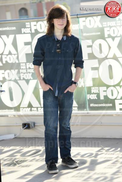 Chandler Riggs - San Diego - 22-07-2016 - The Walking Dead: Hey voi, avete visto qualche zombie?