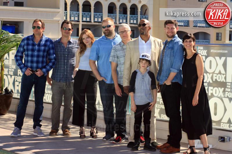 Cast of Outcast - San Diego - 22-07-2016 - The Walking Dead: Hey voi, avete visto qualche zombie?