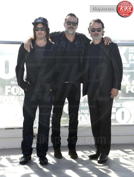 Andrew Lincoln, Jeffrey Dean Morgan, Norman Reedus - San Diego - 22-07-2016 - The Walking Dead: Hey voi, avete visto qualche zombie?