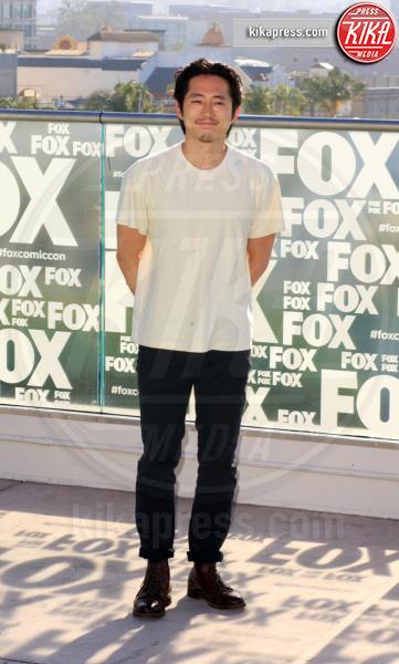 Steven Yeun - San Diego - 22-07-2016 - The Walking Dead: Hey voi, avete visto qualche zombie?