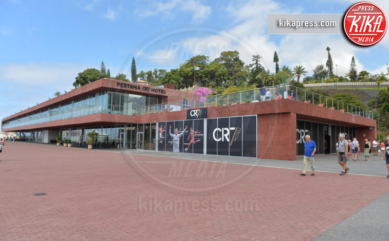 Cristiano Ronaldo - Funchal - 22-07-2016 - Il Pestana CR7, l'hotel intitolato a Cristiano Ronaldo