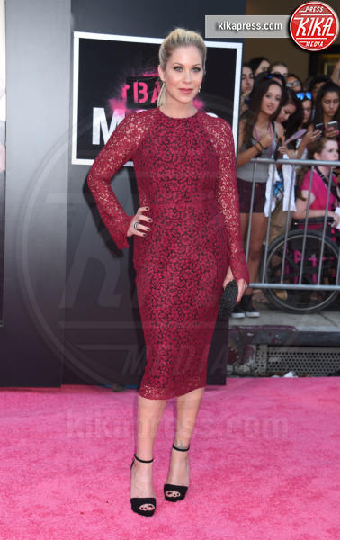 Christina Applegate - Westwood - 26-07-2016 - Mila Kunis incinta guida le Bad Moms di Hollywood